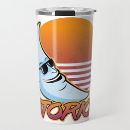 Summertime Moonman Notorious Travel Mug