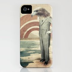 i'll be standing on the shore iPhone (4, 4s) Slim Case
