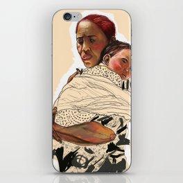 Mama and Child iPhone Skin