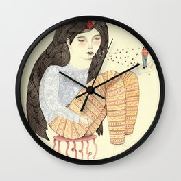 Manifest Wall Clock