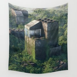 Childhood Memories Wall Tapestry