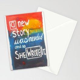 New Story Stationery Cards