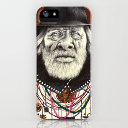 O Velho e o Mar // The Old Man and the Sea iPhone Case