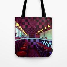 American diner Tote Bag