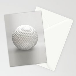 Novelty Golf Ball Stationery Cards