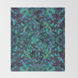 In my Mind Throw Blanket