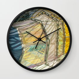 Colorful - Second Home Wall Clock