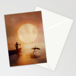 In Quiet Light Stationery Cards
