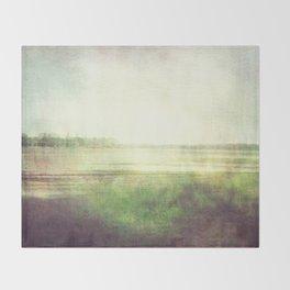 fishbourne marshes 02 Throw Blanket