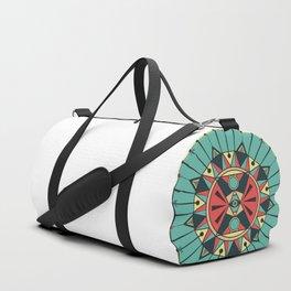 Sacred Wheel Duffle Bag