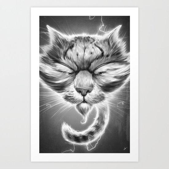 Kwietosh (9) Art Print