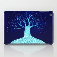 frozen iPad Cases featuring Frozen by Nancy Woland