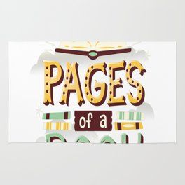 Between pages Rug