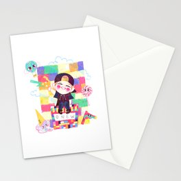 Downtown Baby SHINee Stationery Cards