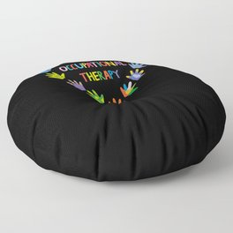 Occupational Therapy OT Therapist Floor Pillow