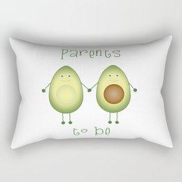 Parents To Be Rectangular Pillow