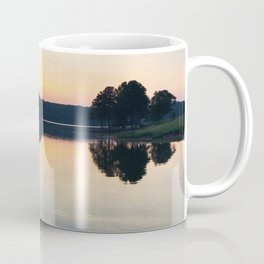 View From the Course Coffee Mug