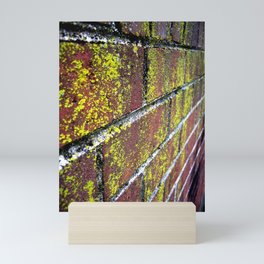 Brick Mini Art Print