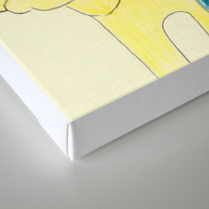 finn and jake  Canvas Print