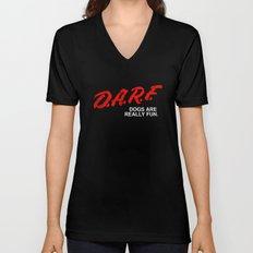 D.A.R.F. Unisex V-Neck