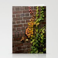 climbing Stationery Cards featuring Climbing by C. Wie Design