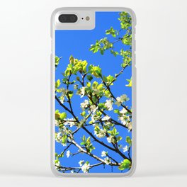 A Time To Love Clear iPhone Case