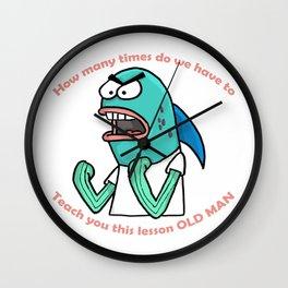 How Many Times Wall Clock
