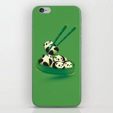 Panda Dumpling iPhone & iPod Skin