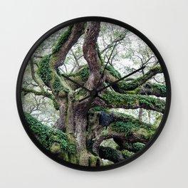 angel oak Wall Clock