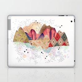 montañas Laptop & iPad Skin