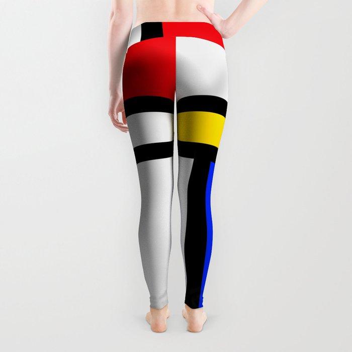 Mondrian Leggings