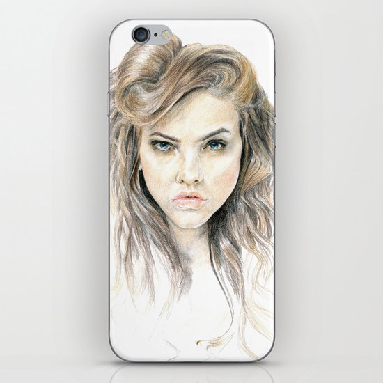 Hey Lolita Hey iPhone & iPod Skin
