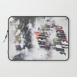 Drive it like youre already dead Laptop Sleeve