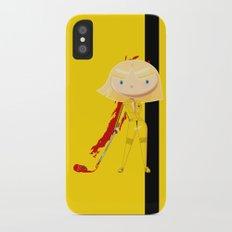 REVENGE Slim Case iPhone X