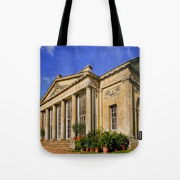 Temple Greenhouse Tote Bag