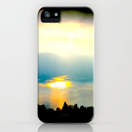 Strip of Day iPhone Case