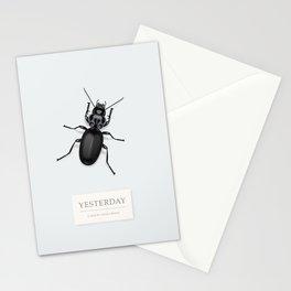 Yesterday - Alternative Movie Poster Stationery Cards