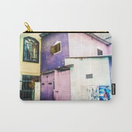 Aquarelle City Carry-All Pouch