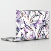 bugs Laptop & iPad Skins featuring Bugs by Carla Pandolfo
