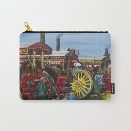 Day at the Steam Up Carry-All Pouch