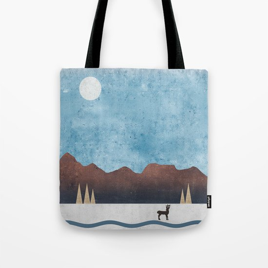 The Middle of the Night Tote Bag