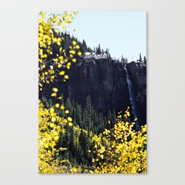 Telluride Canvas Print