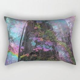 Shimmering Giants Rectangular Pillow