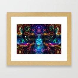 In The Mind's Eyes Framed Art Print