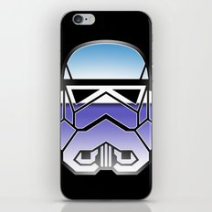 Trooper in disguise iPhone & iPod Skin