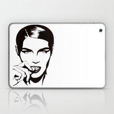 In Black & White III Laptop & iPad Skin