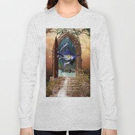 Awesome marlin Long Sleeve T-shirt