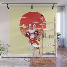 Heat Wall Mural