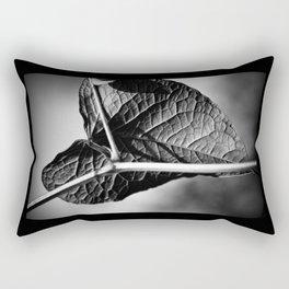 crucified heart Rectangular Pillow