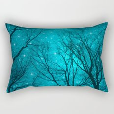 Stars Can't Shine Without Darkness Rectangular Pillow